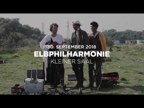Alex Stolze - 30. September 2018 | Hamburg, Elbphilharmonie - Kleiner Saal
