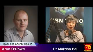 What is Divine Healing?  Rev. Dr. Christopher Macklin in studio with Dr. Marissa