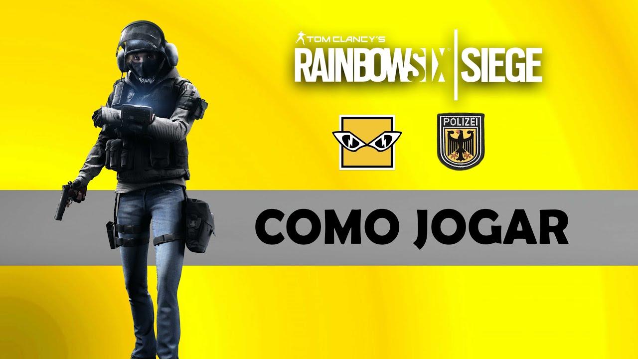 Rainbow Six: Siege Operators Bios - Operator: Monica IQ