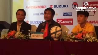 hlv hữu thắng tiết lộ những thng tin th vị trước trận u23 việt nam vs u23 malaysia