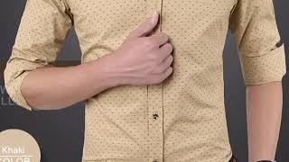 Fashion Brand Men Clothes Slim Fit Men Long Sleeve Shirt