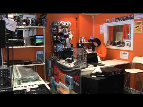 Fizz DJ Music Store & Hire