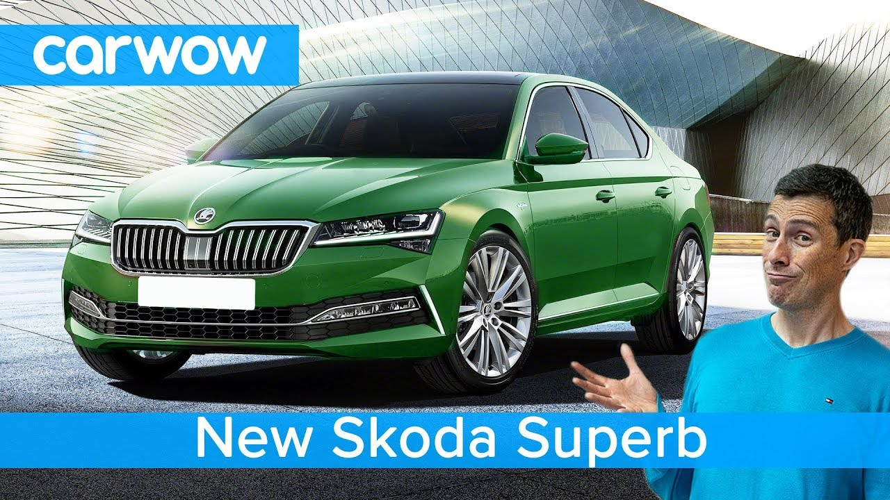 New Skoda Superb 2020 See Just What S Changed And Two Exciting