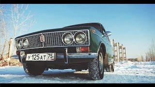 JDMщики против ТАЗоводов: серия 1: Зимний дрифт ВАЗ 2103 vs. Тойота chaser