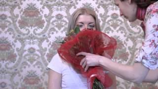 Бекстейдж со съемки свадебного ролика. Как это было...