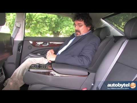 2014 Hyundai Equus Signature vs Ultimate Test Drive & Luxury Car Video Review