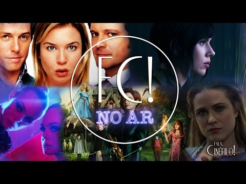 FC! No Ar - Ghost In The Shell, Tim Burton, Demônio de Neon, Bridget Jones e Westworld