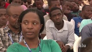 Hotuba ya Rais Dkt John Pombe Magufuli   Udsm,june 02,2016