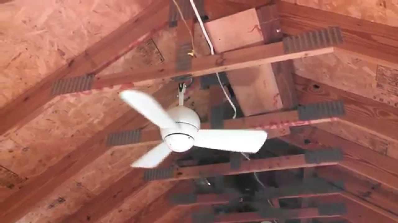 Emerson Tilo 30 Ceiling Fan Model