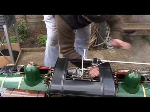 Garden Railway –  Richard Everett's Double Fairlie