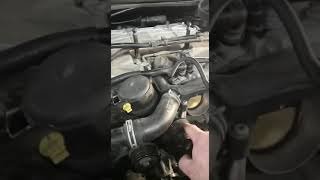 Нижегородская Рендж ровер спорт 5 л  510 лс  Жалоба на посторонний звук при работе мотора 2019 01 15