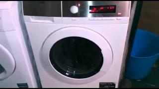 new aeg washing machine