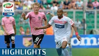 Video Gol Pertandingan Palermo vs Carpi