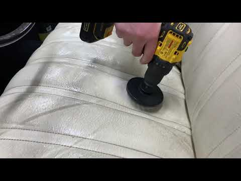 Cleaning Vinyl With A Drill Brush? Is It The Best Technique?