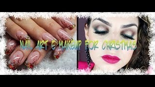 ★ Nail Art for Christmas ★ in Collaborazione con LadyCiccone7 | Mya Beauty Thumbnail