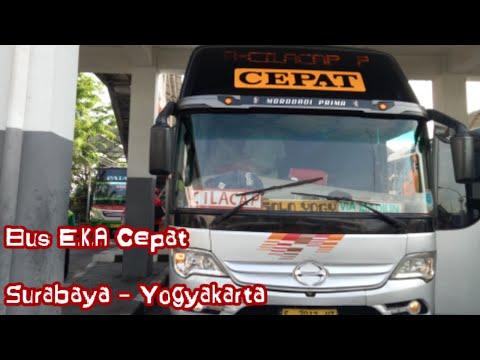 E.K.A Cepat Surabaya - Yogyakarta