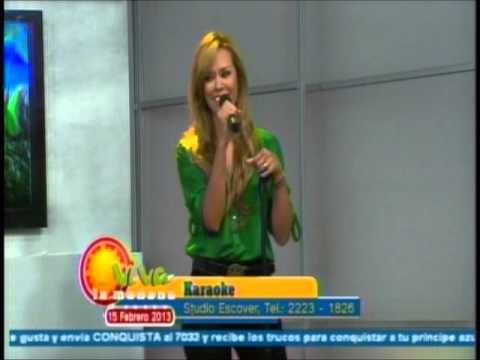 Karaoke | Luciana Sandoval - Rata de dos Patas