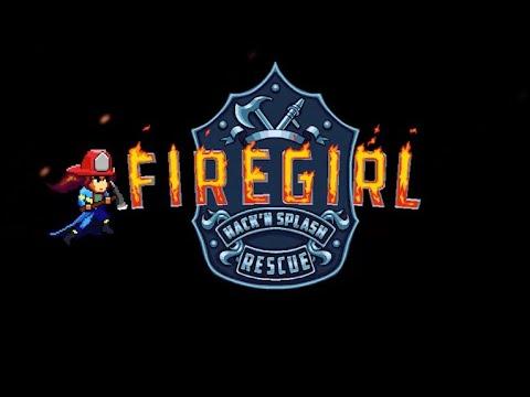 Платформер о пожарнице Firegirl: Hack 'n Splash Rescue выйдет в середине декабря