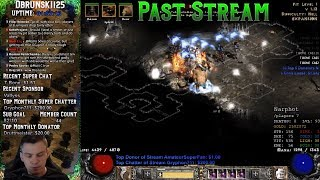 Diablo 2 - Magic finding with the Wind Druid - FINALLY FOUND IT!!!!  01/14/2019