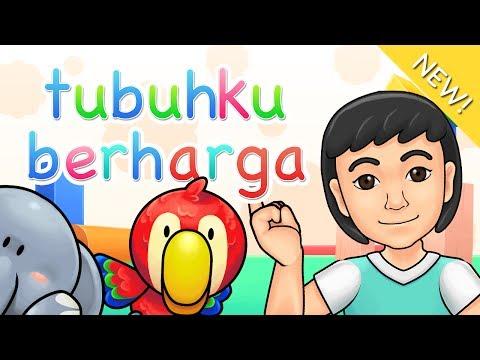 Lagu Anak Indonesia - Tubuhku Berharga - 동영상