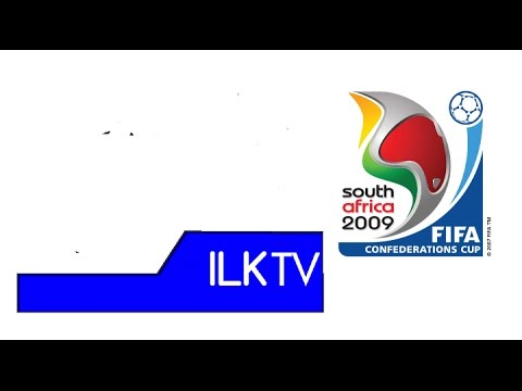 FIFA Confederations Cup South Africa 2009 İntro