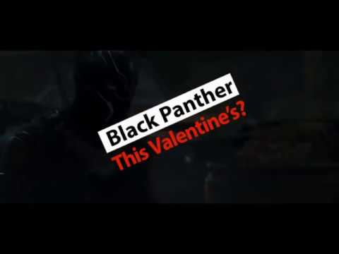Valentine's Day Plans? Win Black Panther movie tickets for you & bae!