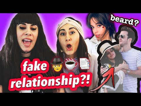 CAMILA CABELLO & BOYFRIEND MATTHEW HUSSEY - REAL OR FAKE?! | Investigation
