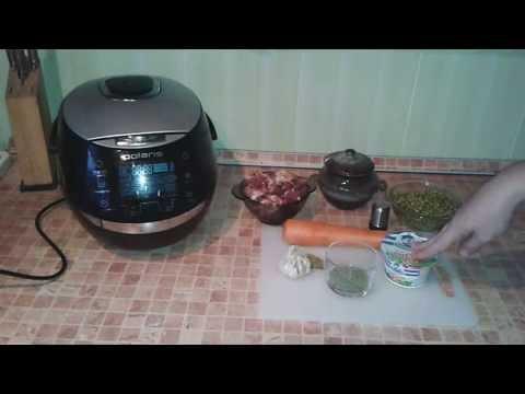 Вкусные видео рецепты куриные сердечки в сметане в мультиварке