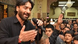 Nadeem Sarwar LIVE 2013/1435 at Jaffari Center of Atlanta, USA on Arbaeen (Chehlum)