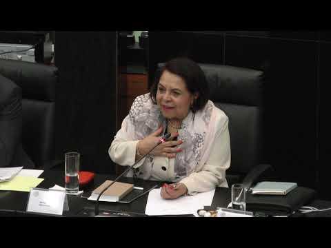 Respuesta a la senadora Xóchitl Gálvez Ruiz por parte de Celia Maya García, compareciente a SCJN