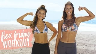 The Best Arm Workout You Need To Try ~ TIU Flex Friday!!