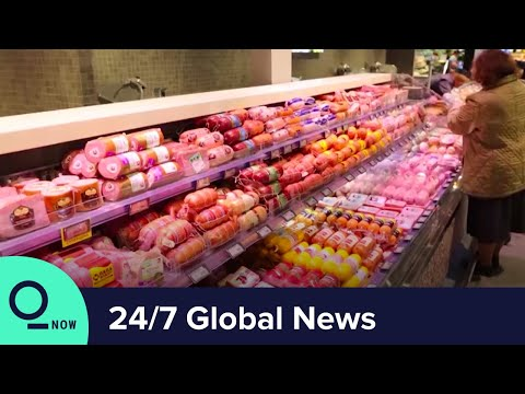 LIVE: Global Food Prices Are at a 6-Year High | Top News - ABC News