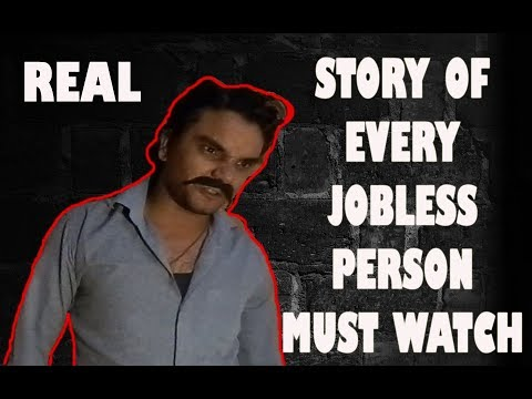 Reality Of Every Jobless Person | Must Watch || MKK Vines ||