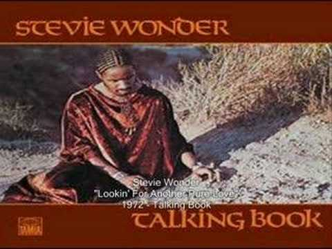 Stevie Wonder - Lookin' For Another Pure Love mp3
