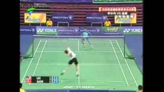 Lee Chong Wei - Badminton Malaysia 2009 SF - Music Video