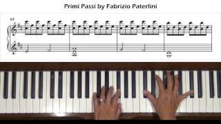 Primi Passi By Fabrizio Paterlini Piano Tutorial