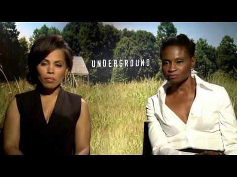 Amirah Vann & Adina Porter: The Underground