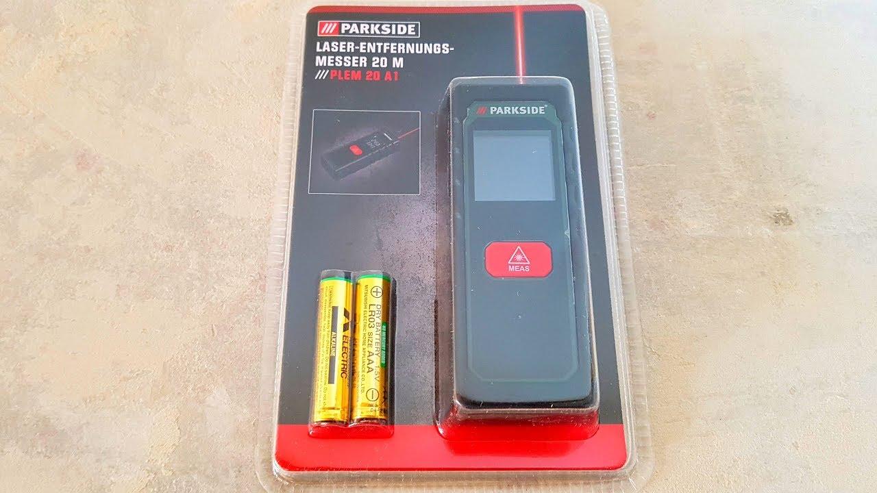 Laser Entfernungsmesser Wisent : Parkside plem a laser entfernungsmesser m messgerät youtube