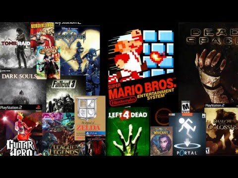 Ludology: A Study of Video Games .:. HIST 305