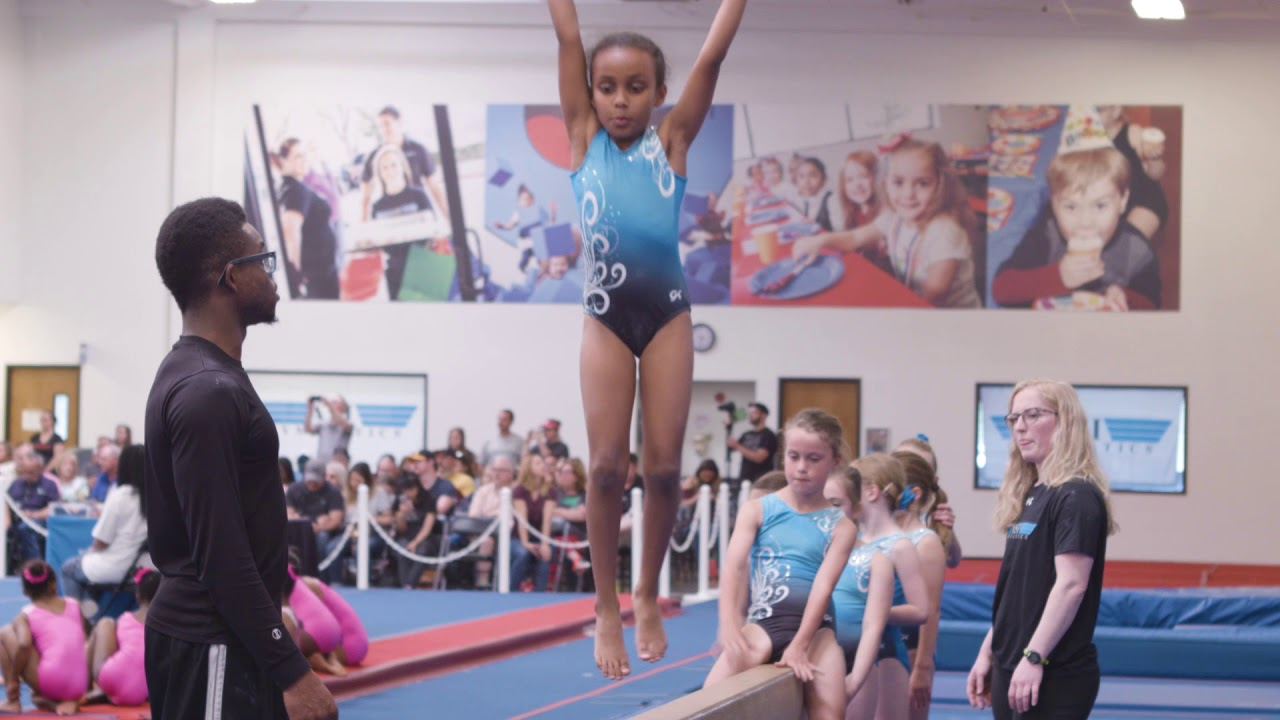 Gymnastics SchoolCompetitive Team Program