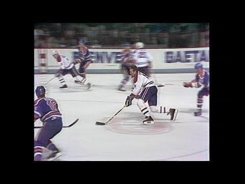 Oilers-Habs highlights 1983-84