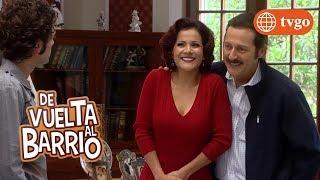 ¡Malena y Pichón dan la noticia de su embarazo a sus familias! - De Vuelta al Barrio 20/08/2018