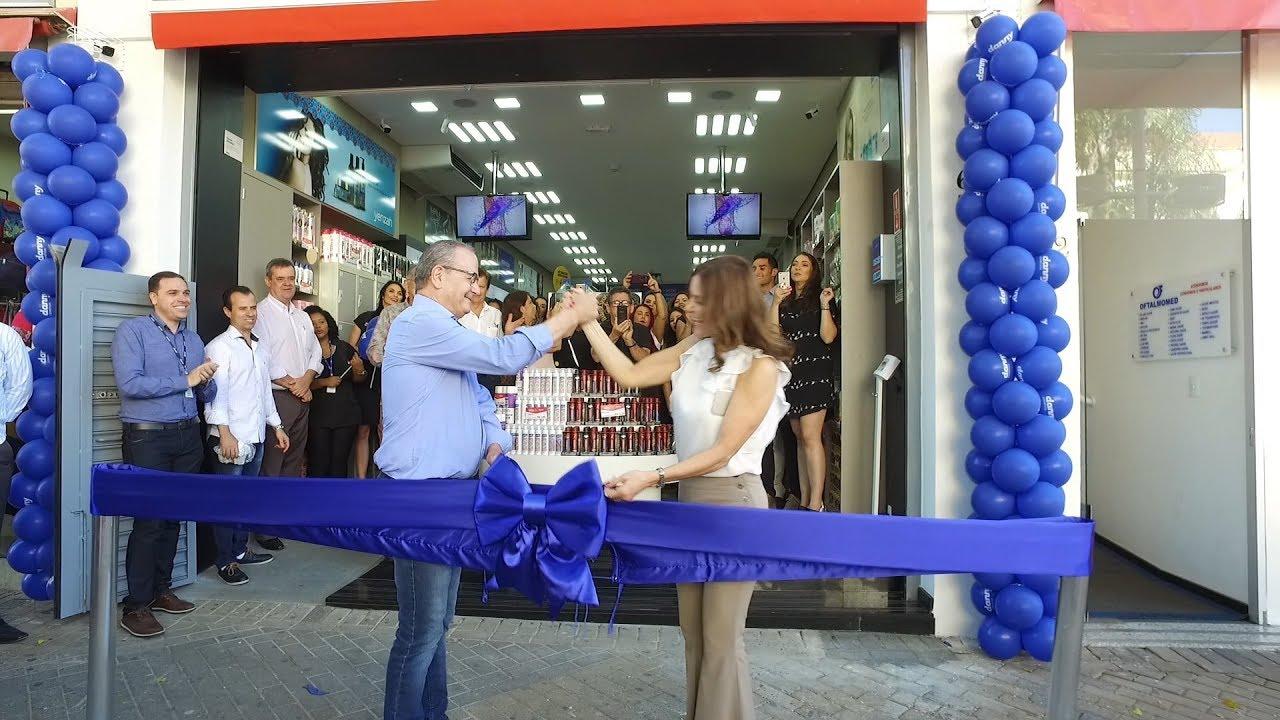 Frases De Inauguração De Loja: Inauguração 13ª Loja Danny Cosméticos