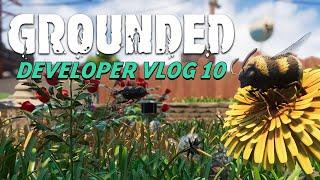 Grounded Developer Vlog 10 - January 0.6.0 Update