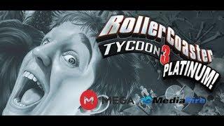 [RCT3 Tutorial] Como Descargar Roller Coaster Tycoon 3 Platinum  1 Link Mega/Mediafire