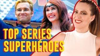 Serie super heroes