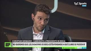Christian Gribaudo: