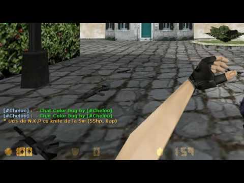 Chat Color Bug | Counter Strike 1.6 + Download