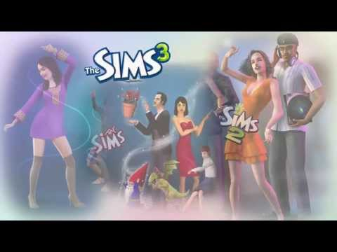 The Sims Main Themes - From The Sims 1 to The Sims 4