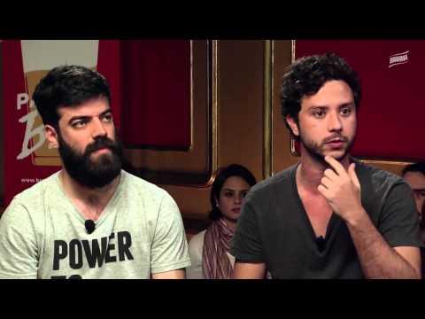 Brahma #PapodeBar – Ep03 – Luciano Braga e Gabriel ...
